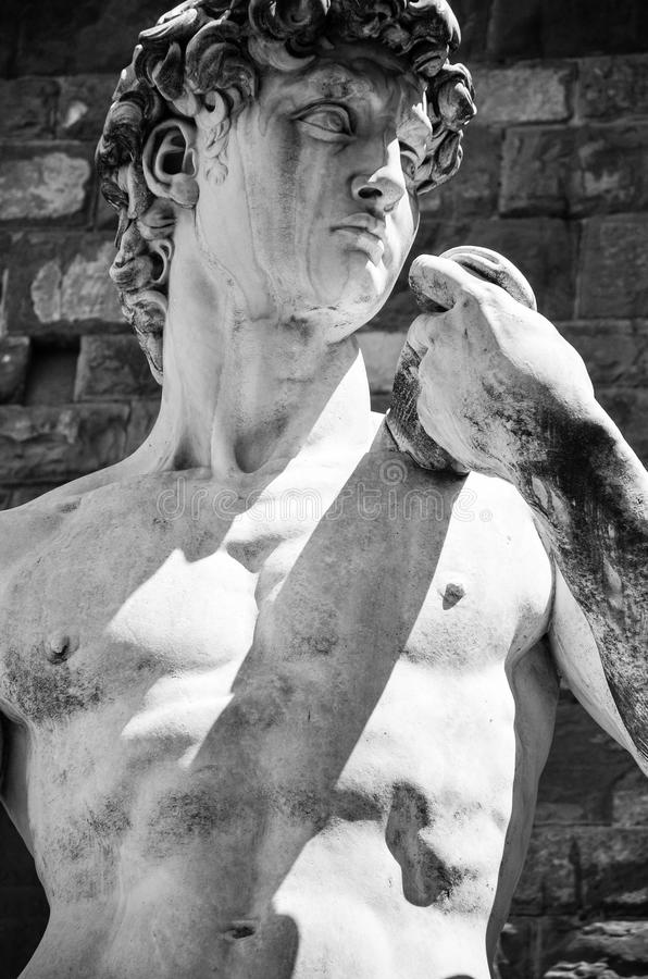 ` S David, Florence Italy de Michaël Angelo photographie stock