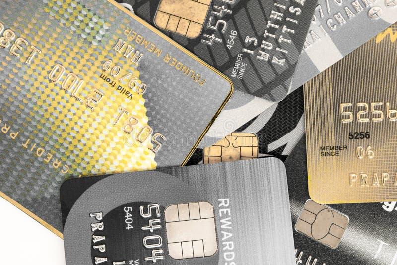 S de la tarjeta de crédito imagen de archivo libre de regalías