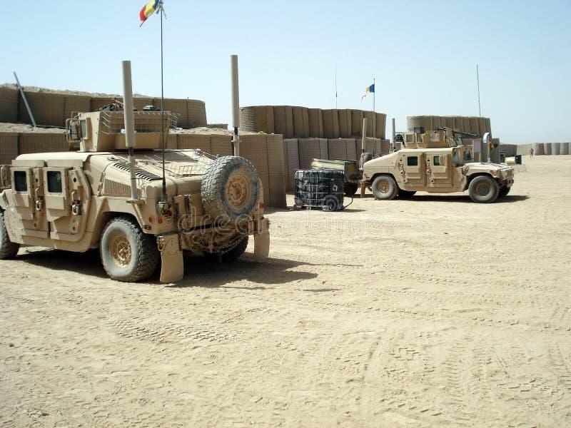 `S de los E.E.U.U. Humvee imagen de archivo libre de regalías