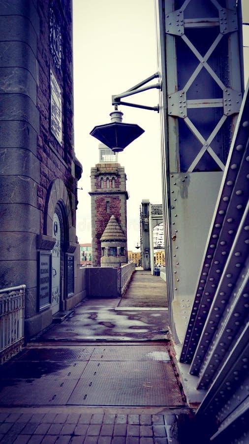 ` S de Peter el gran puente fotografía de archivo