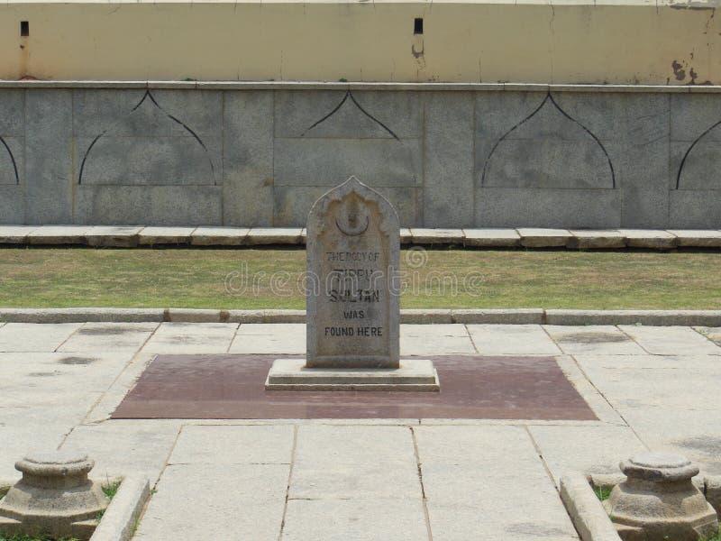 ` S de sultan de Tipu le moment passé photographie stock