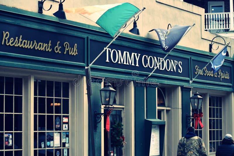 ` S de Tommy Condon foto de archivo libre de regalías
