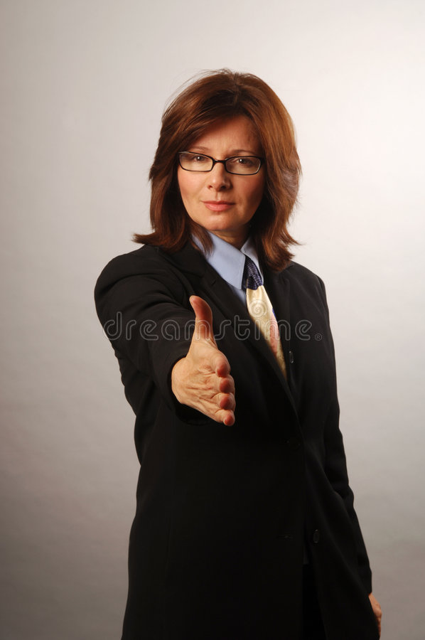 It S A Deal Stock Photo