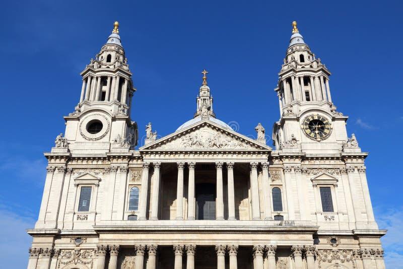 ` S di Londra Saint Paul fotografia stock libera da diritti