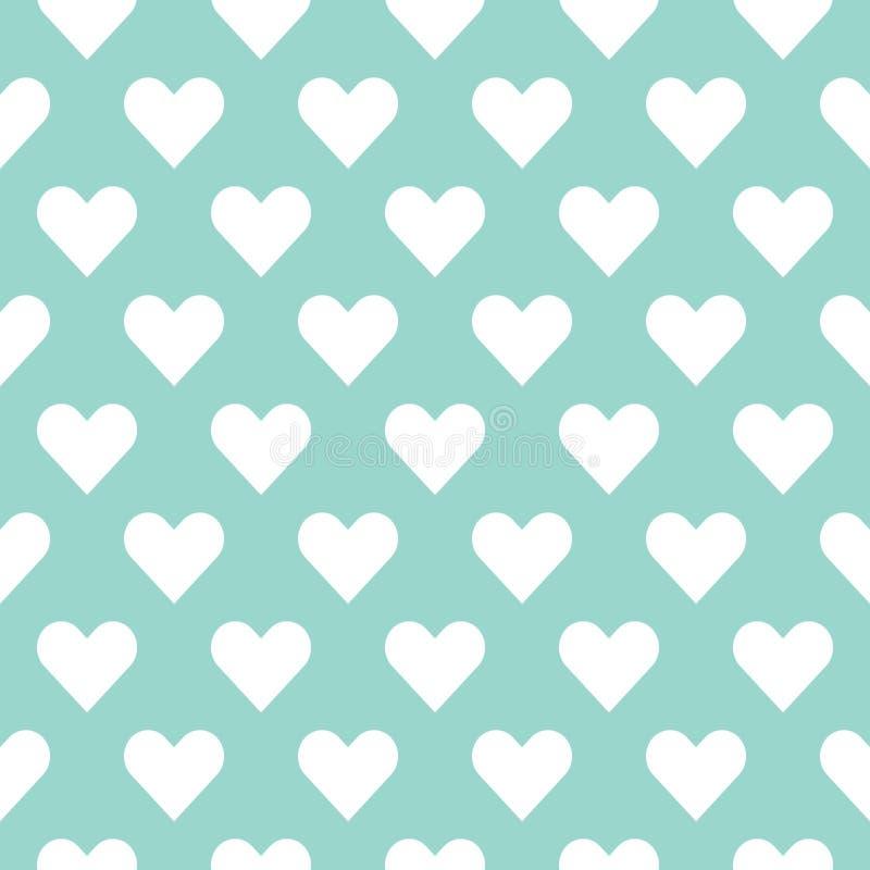 Καρδιές για την ημέρα βαλεντίνων s Ρομαντικές συναίσθημα και αγάπη ελεύθερη απεικόνιση δικαιώματος