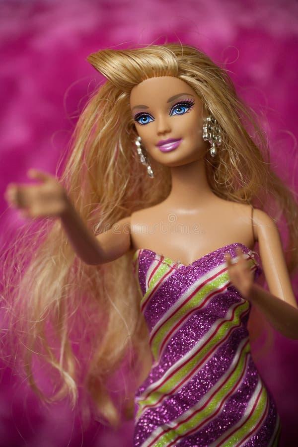 2000s era Barbie Doll fotografía de archivo