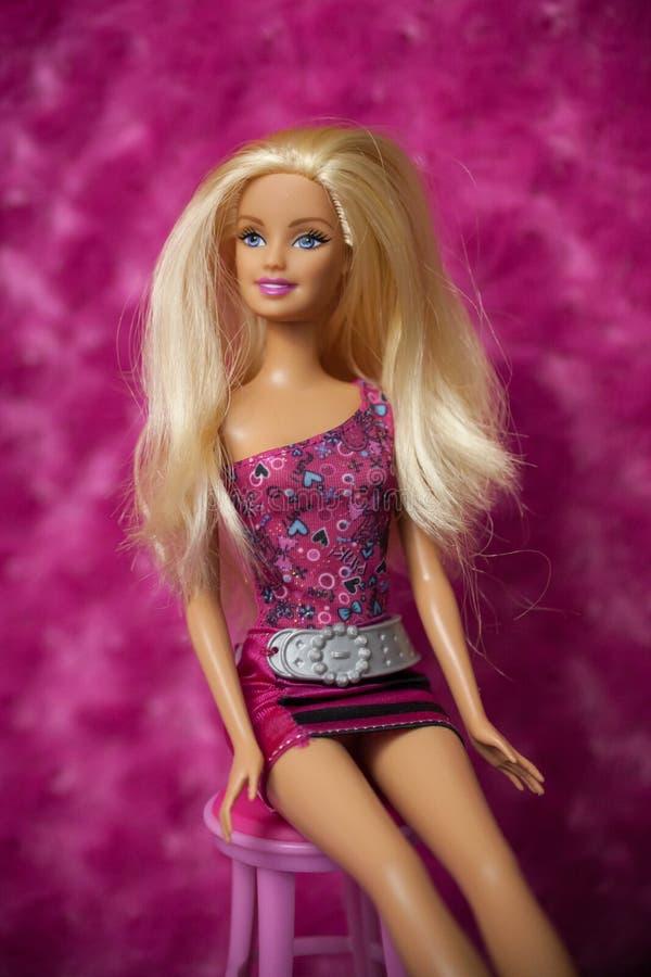 2000s era Barbie Doll fotografía de archivo libre de regalías