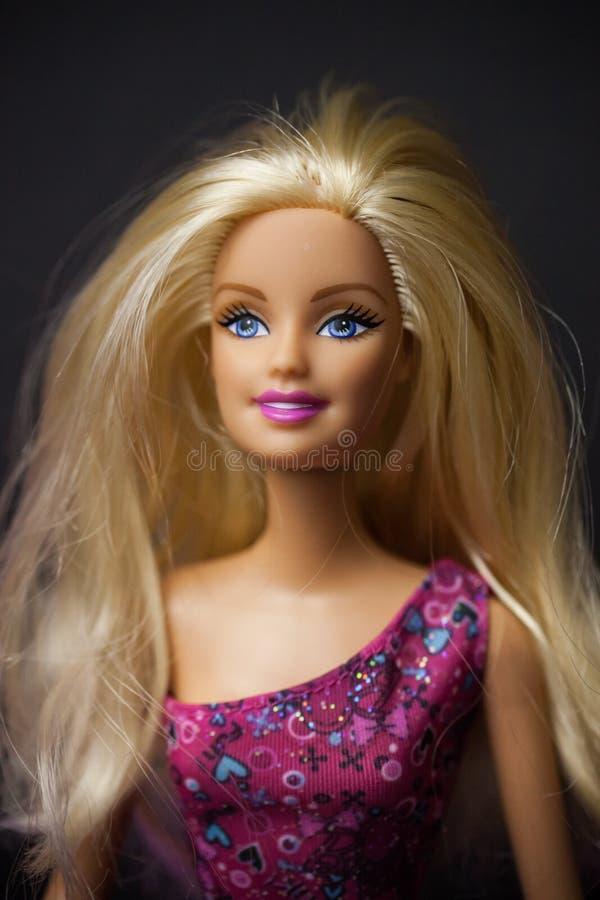 2000s era Barbie Doll imágenes de archivo libres de regalías