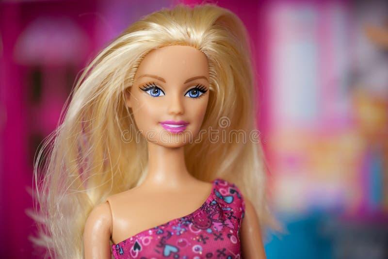 2000s era Barbie Doll fotografie stock libere da diritti