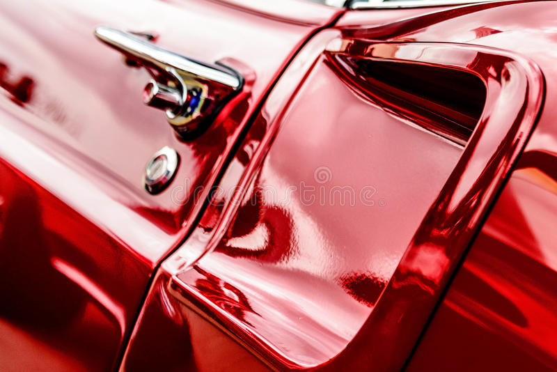 1960's Ford Mustang royalty free stock photography