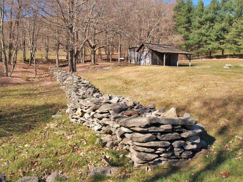 ` S Grayson Highlands State Park de Virgínia foto de stock royalty free