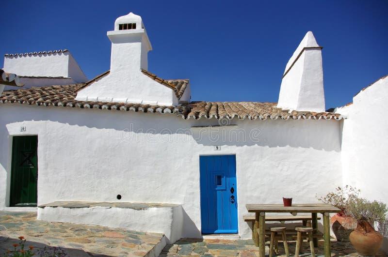 S.Gregório, Dorf in Portugal. lizenzfreie stockbilder