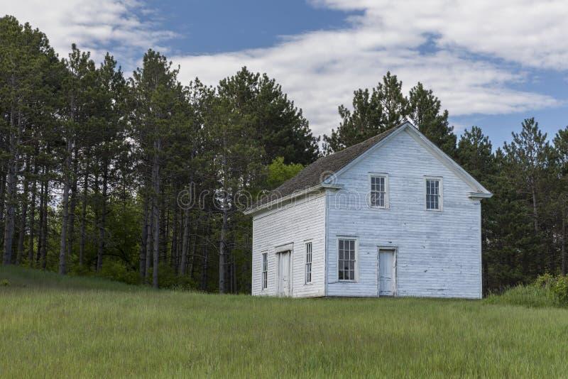 ` s Haus 1880 lizenzfreie stockfotos