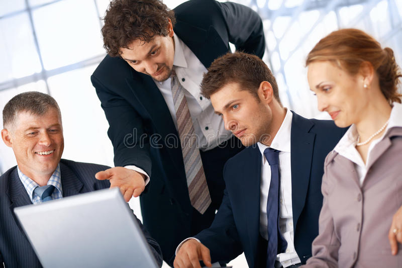 Download It's Interesting. stock photo. Image of expertise, partnership - 14855036