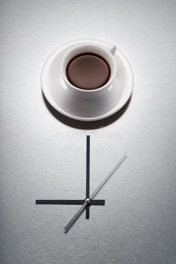 It´s kaffetid! royaltyfria bilder