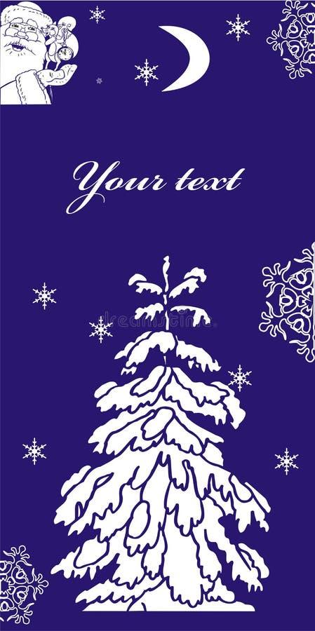 s karciany nowy rok zdjęcie royalty free