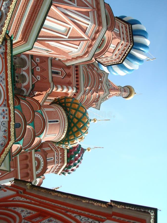 s katedralny basila saint zdjęcia royalty free