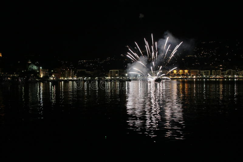 S Margherita Ligure, Genova, Liguria, Italia fotografia stock