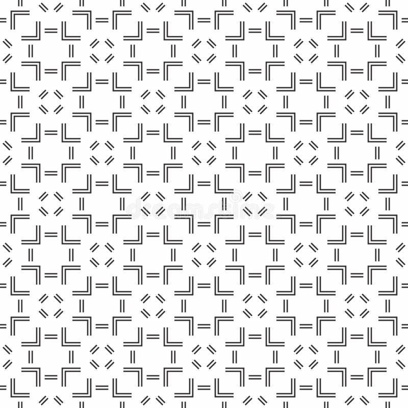 S?ml?s modell f?r vektor med linjer royaltyfri illustrationer