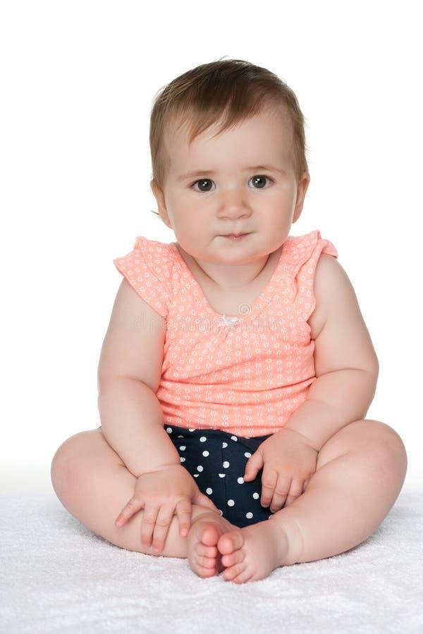 Download Słodka Dziewczynka Kochanie Obraz Stock - Obraz złożonej z mały, wyrażenie: 41951281