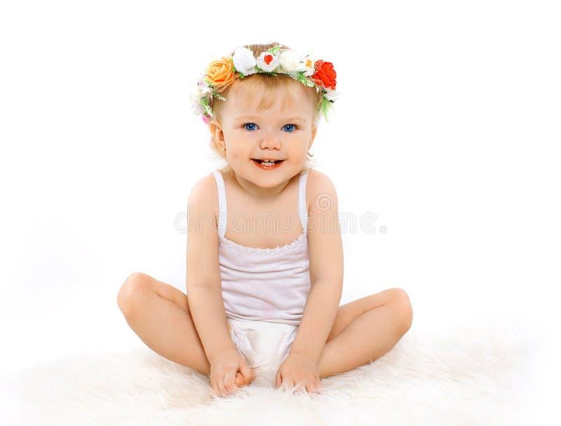 Download Słodka Dziewczynka Kochanie Obraz Stock - Obraz złożonej z kwiaciarnia, kopiasty: 42525721