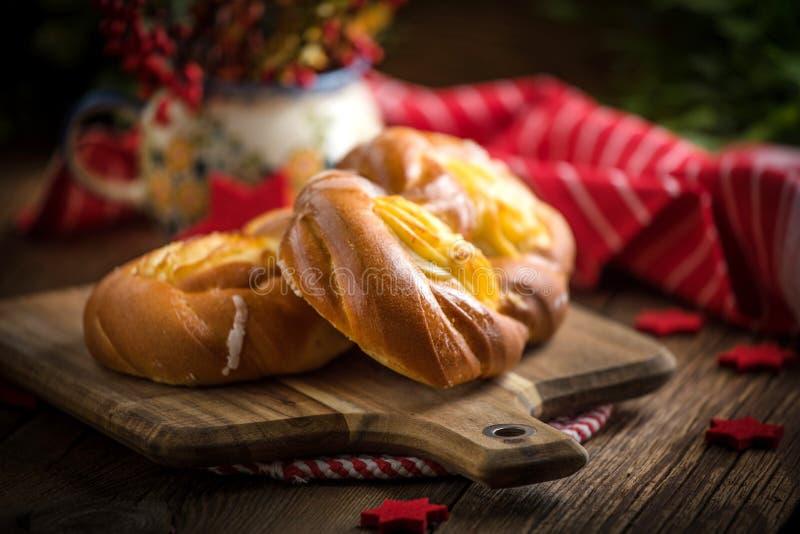 Download Słodkie babeczki z serem obraz stock. Obraz złożonej z śniadanie - 106906273