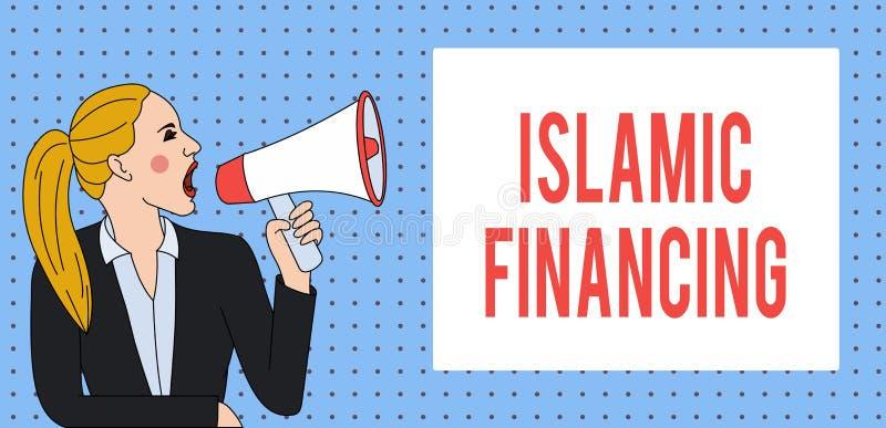 S?owa writing teksta Islamski finansowanie Biznesowy poj?cie dla Deponowa? pieni?dze aktywno?? i inwestycj? kt?ra stosuje si? z s ilustracji