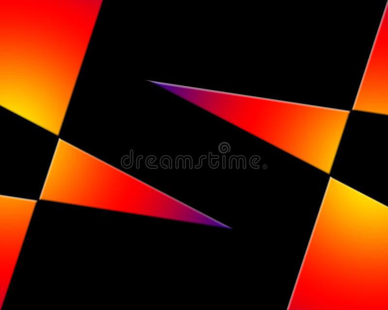 Download S preto ilustração stock. Ilustração de amarelo, fundo - 100237