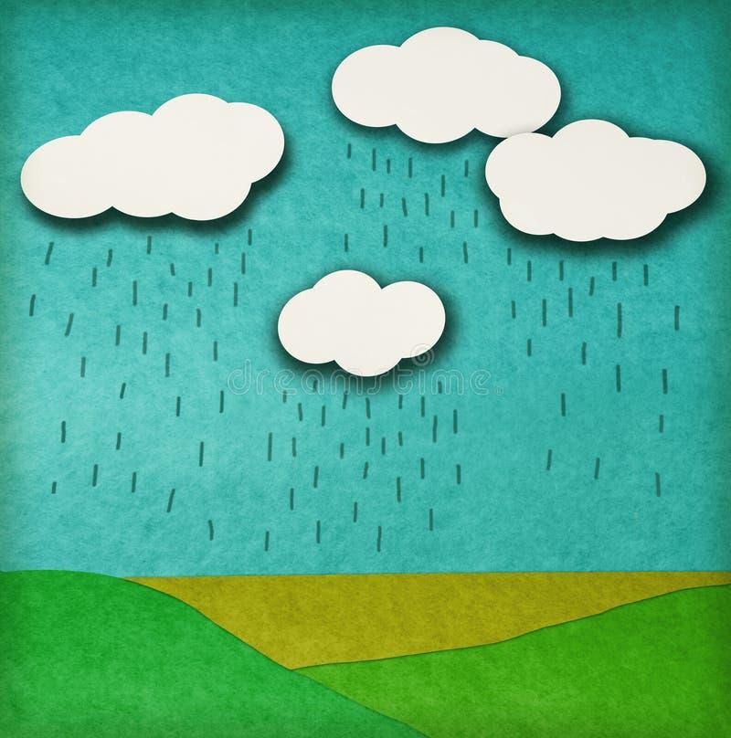 Its raining royalty free stock image