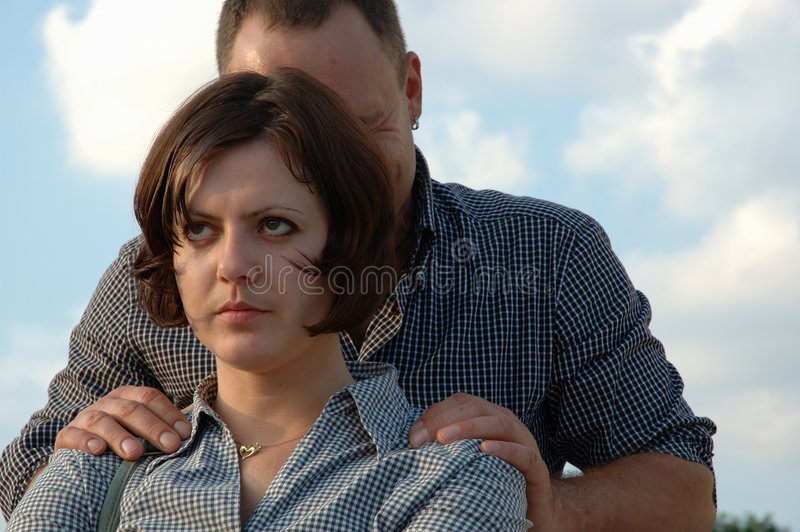 Download That's serious stock image. Image of couple, tears, women - 17325