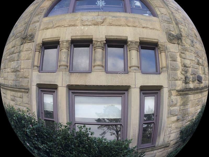 ` S Sharon Building, 4 de Golden Gate Park imagen de archivo
