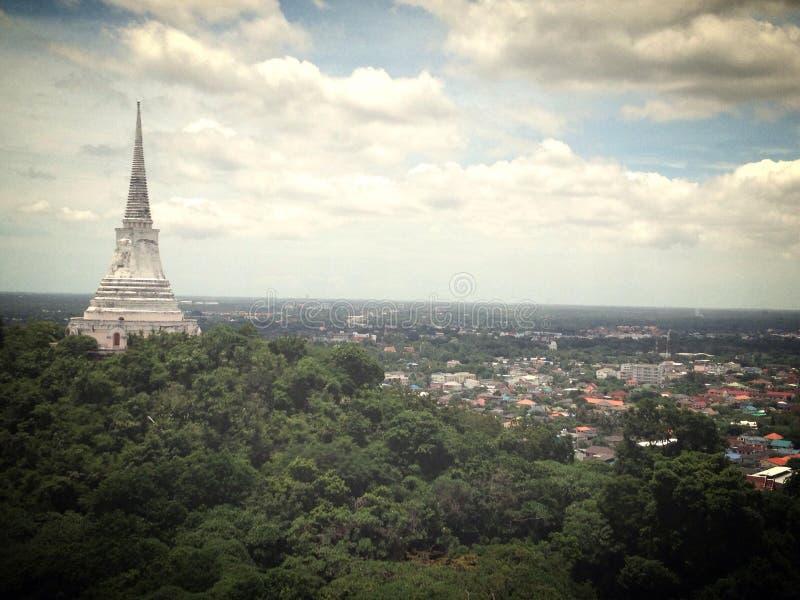 s-tempel thailand royaltyfria foton