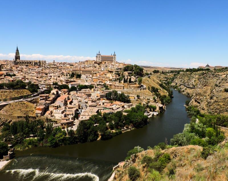 ` S Toledo de Al Greco fotos de stock