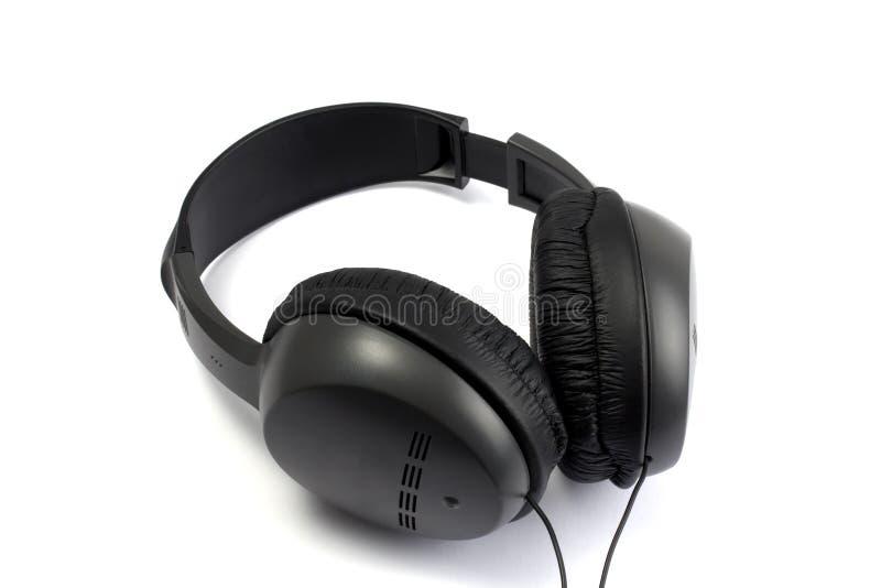 Download Słuchawki zdjęcie stock. Obraz złożonej z kabel, cięcie - 13326624