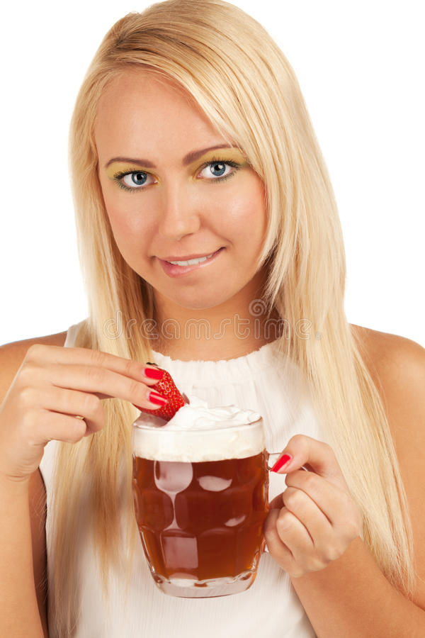 That's why I like beer for stock photography