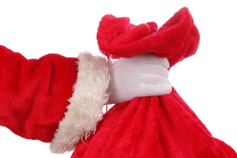 s workowy Santa zdjęcia stock