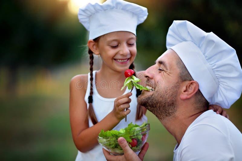 Saúde, alimento e conceito da infância foto de stock