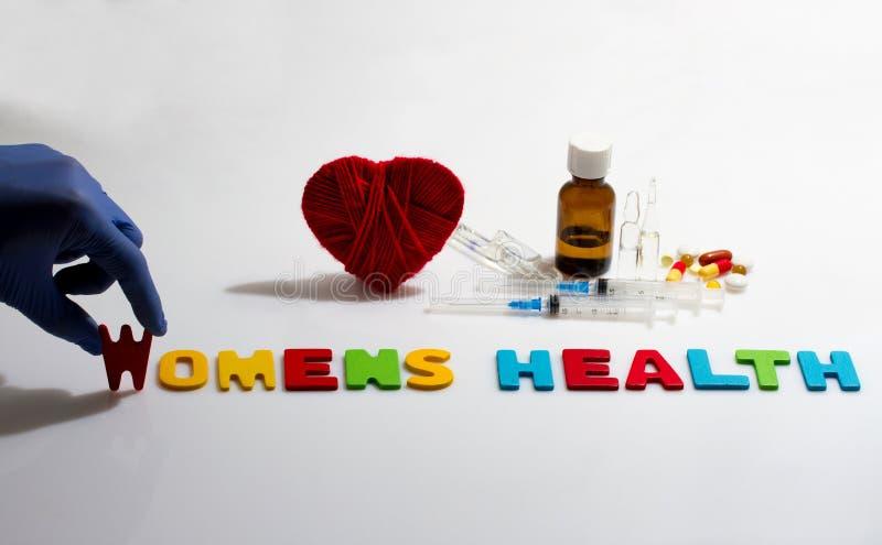 Saúde das mulheres fotos de stock royalty free