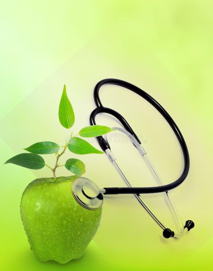 Saúde e medicina imagem de stock