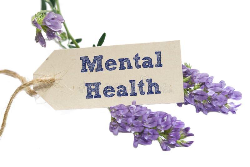 Saúde mental imagens de stock