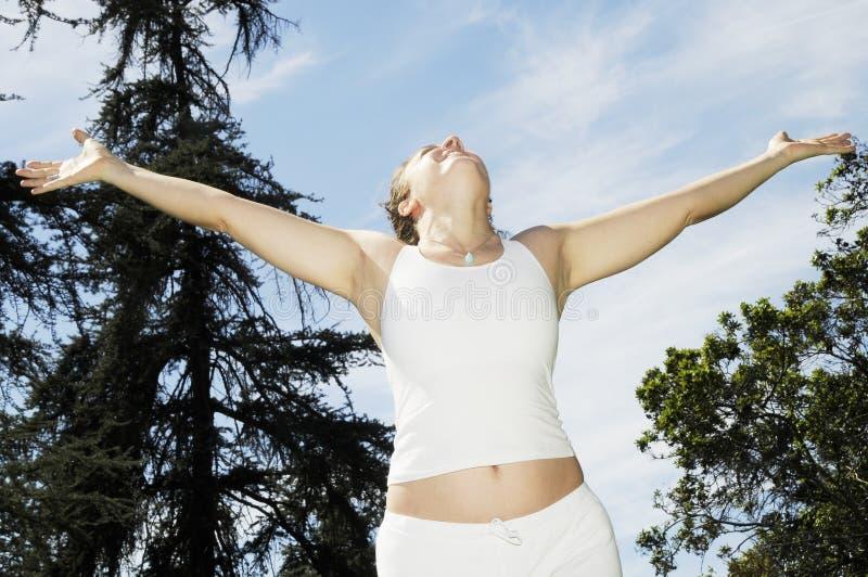 Saúde super do dia espiritual fotografia de stock royalty free