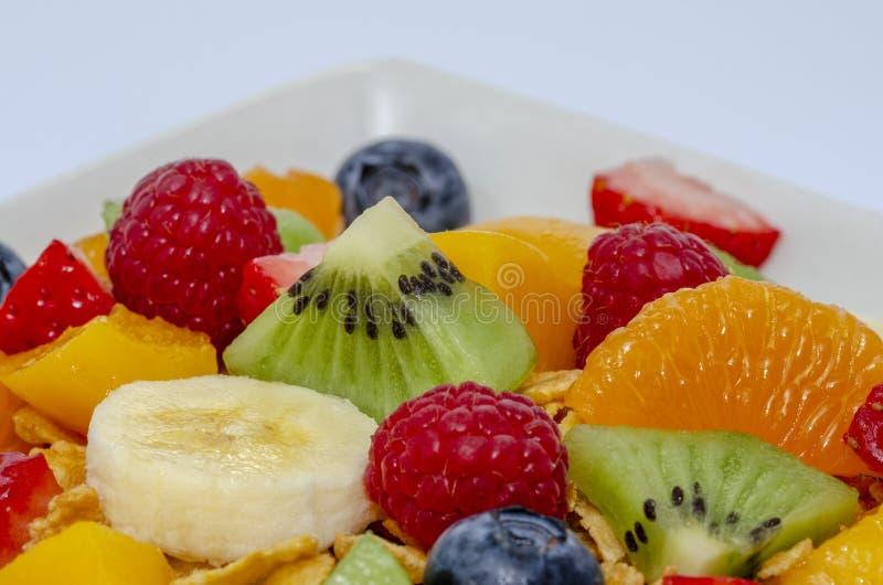 sałatka świeżych owoców zdjęcie royalty free
