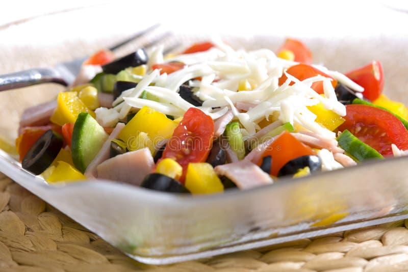 sałatkowy warzywo fotografia stock