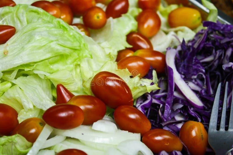 sałatkowy warzywo zdjęcie royalty free