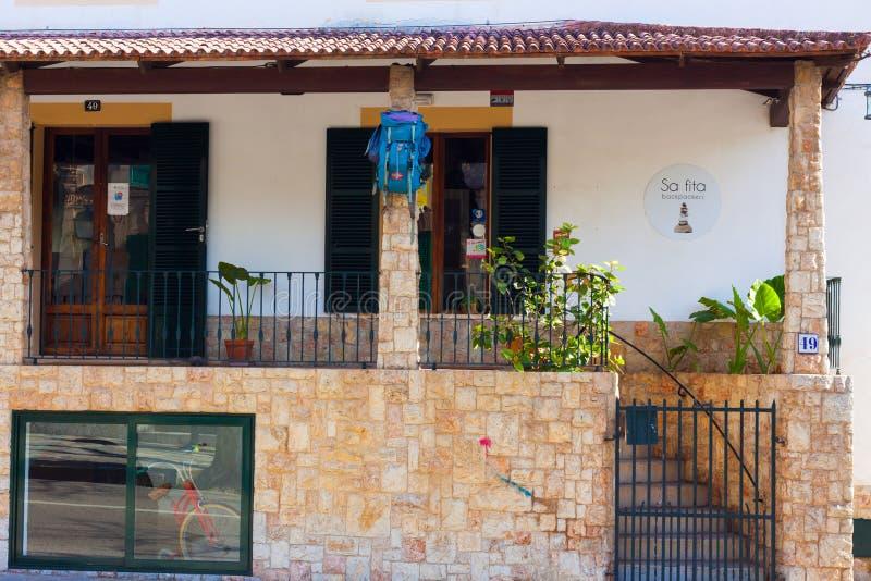 Sa Fita Backpackers - ξενώνας νεολαίας Esporles, Μαγιόρκα, Ισπανία στοκ εικόνες