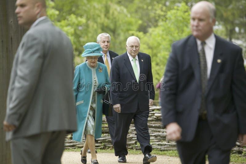Sa Reine Elizabeth II de majesté photos stock