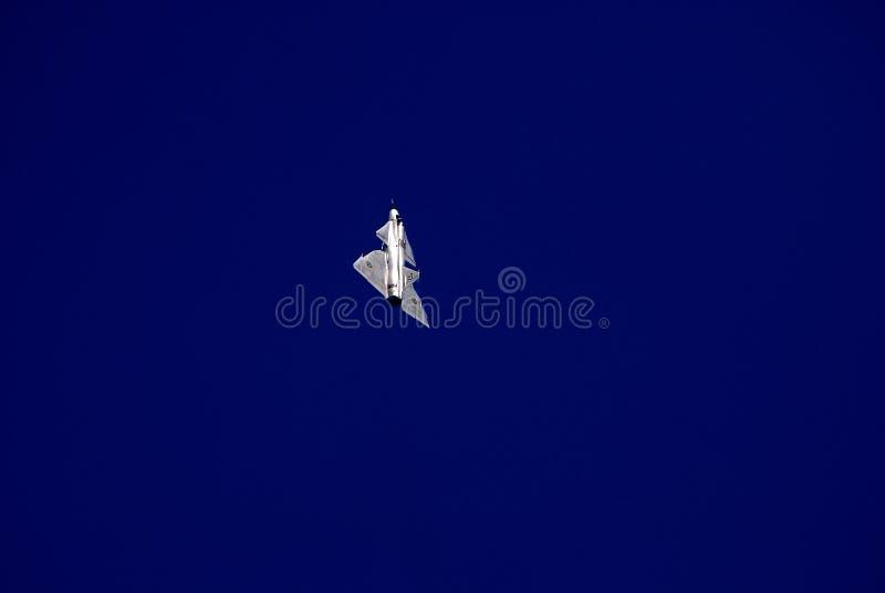 Saab 37 chasseurs de Viggen image stock