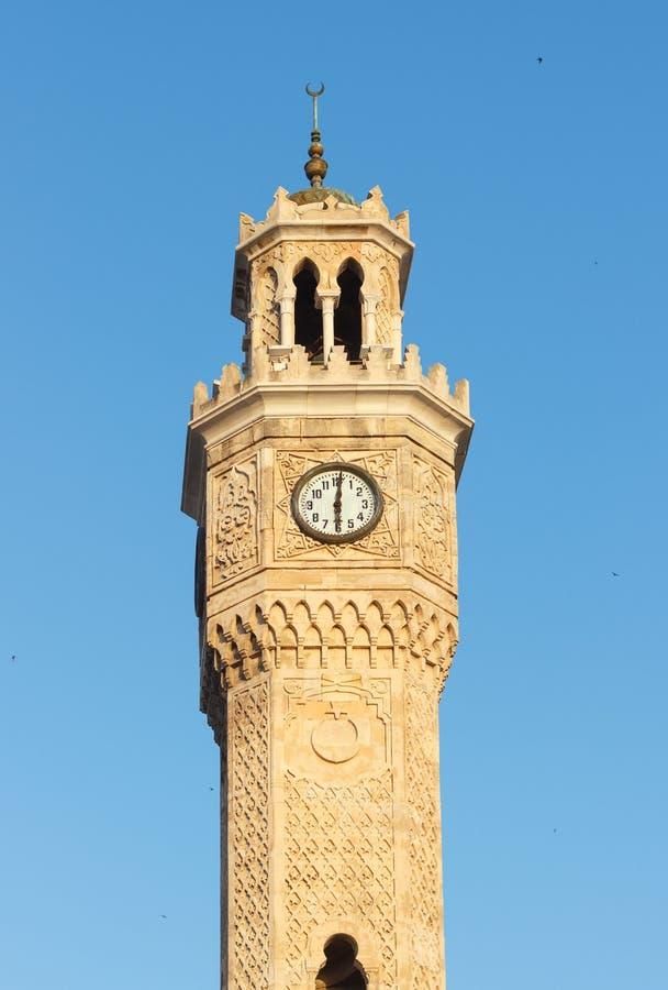Saat Kulesi (Clock Tower) royalty free stock images