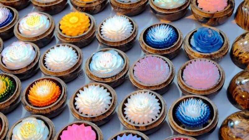 Sabão Handmade fotos de stock royalty free