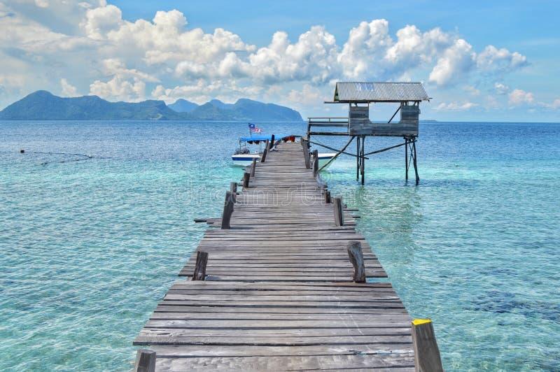Sabah, Malasia imagen de archivo libre de regalías